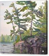 O Canada No.2 Acrylic Print