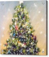 O Christmas Tree Acrylic Print