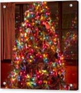 O Christmast Tree Acrylic Print