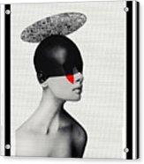 O. Acrylic Print
