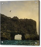 O Mighty Rock... Acrylic Print