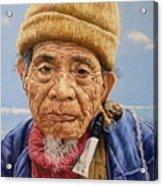 O Mr Mountain Baguio Acrylic Print