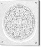 O R E O In White Acrylic Print