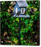 O Room At The Inn Acrylic Print