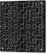 Oa-1973 Acrylic Print