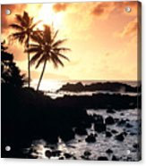 Oahu, North Shore Acrylic Print