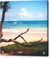 Oahu North Shore Acrylic Print