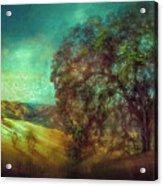 Oak Art Acrylic Print