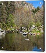 Oak Creek View Acrylic Print
