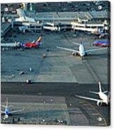 Oakland International Airport Acrylic Print