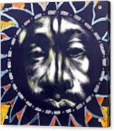 Oakland Sunshine Acrylic Print