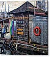 Oarhouse Acrylic Print