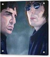 Oasis Acrylic Print
