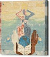 Oberlin Bookstore Acrylic Print