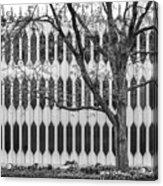 Oberlin College Bibbins Hall Acrylic Print