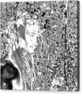 Oberon Acrylic Print