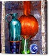 Objects Acrylic Print
