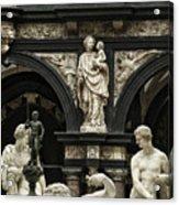 Objects Of Devotion Acrylic Print