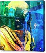 Observer Acrylic Print