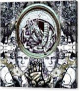 Obsessive Compulsion Acrylic Print