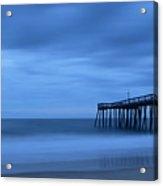 Ocean City Pier 2 Acrylic Print