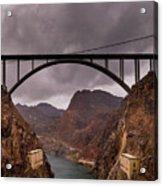 O'callaghan-pat Tillman Memorial Bridge Acrylic Print
