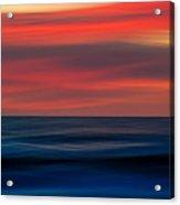 Ocean-803 Acrylic Print