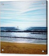 Ocean And Light Acrylic Print