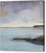 Ocean Bay Acrylic Print