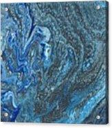 Ocean Blue 2 Acrylic Print