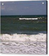 Ocean - Blue - Waves Acrylic Print