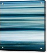 Ocean Blur 2 Acrylic Print