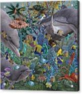 Ocean Circus Acrylic Print