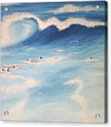 Ocean If Dreams  Acrylic Print