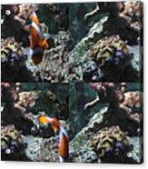 Ocean Motion Acrylic Print