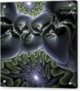 Ocean Mystery Acrylic Print