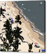 Ocean Paradise Acrylic Print