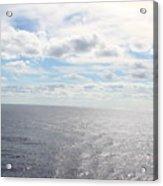 Ocean Peace  Acrylic Print