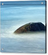 Ocean Rock Acrylic Print