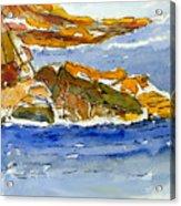 Ocean Scene Acrylic Print