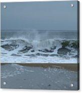 Ocean Series No. 3 Acrylic Print