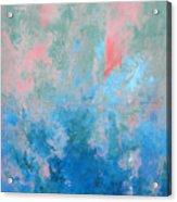 Ocean Series Xxvii Acrylic Print
