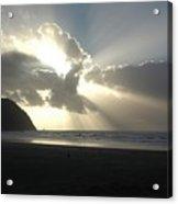 Ocean Sky Acrylic Print