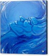 Ocean Spirit Acrylic Print