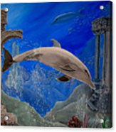 Ocean Splendor Acrylic Print