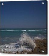 Ocean Spray Acrylic Print