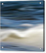 Ocean Stretch - Abstract Acrylic Print