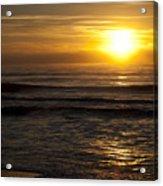 Ocean Sunrise Acrylic Print
