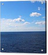 Ocean Tranquility  Acrylic Print