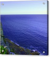 Ocean View From North Head Acrylic Print